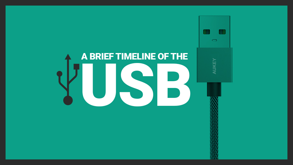 A Brief Timeline of the USB