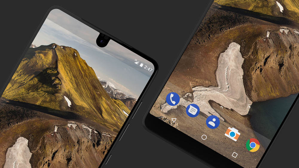 Is Andy Rubin's Essential Phone a Flagship Killer?