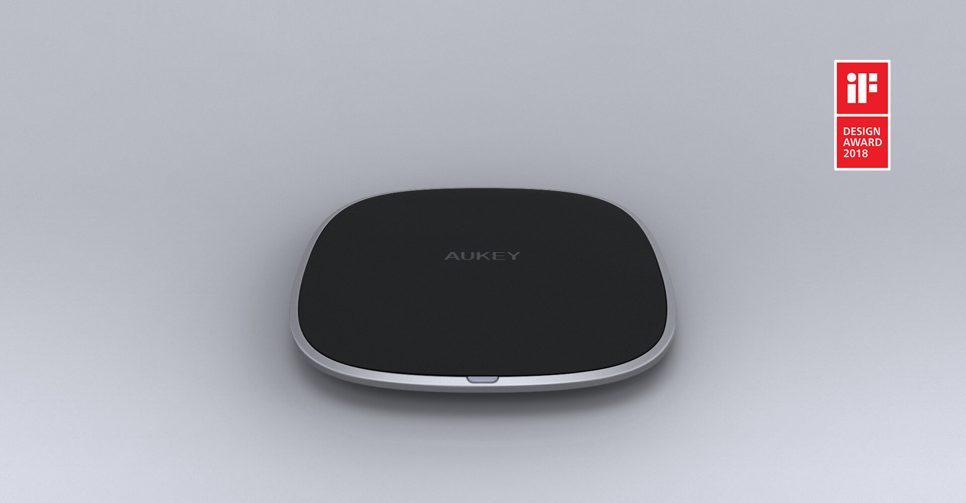 AUKEY Receives iF DESIGN AWARD 2018